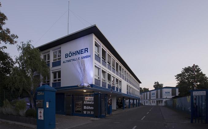 Böhner Hauptgebäude